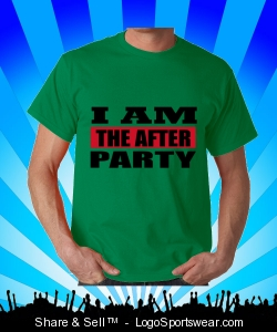 I AM THE AFTER PARTY Design Zoom